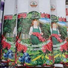 Kompostinė žemė Rododendrams 20ltr